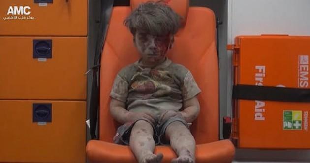 Omran Daqneesh's brother Ali has died in Aleppo, reports say
