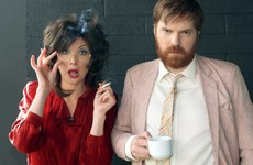 Bridget and Eamon have got notions and are off to England, after being signed by UKTV