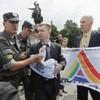Irish govt criticises Russia's 'gay propaganda' law