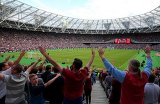 Antonio late show gives West Ham the perfect start at new London Stadium home