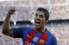 Luis Suarez scored another hat-trick yesterday and these stats show he is in the form of his life