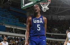 USA storm to third consecutive basketball Gold as Rio 2016 comes to a close