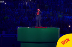 Japan's PM showed up to the Olympics closing ceremony dressed as Super Mario