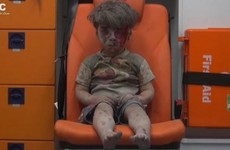 China state media casts doubt on video of Syrian boy Omran Daqneesh
