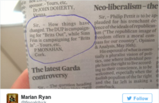 11 quintessentially Irish letters to the editor