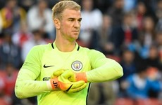 Allardyce: I'll talk to Guardiola about Hart