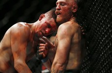 McGregor facing up to six months out of the octagon after UFC 202