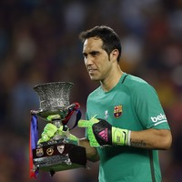 Barcelona keeper touches down in Manchester and today's transfer gossip