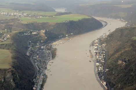 File photo of the River Rhine