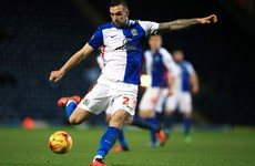 After a rough few days, Shane Duffy grabbed a huge extra-time winner for Blackburn tonight
