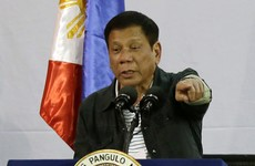 Philippines president says threat to pull country out of UN was just a 'joke'
