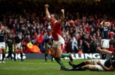 Enter the dragon: 6 of Shane Williams' finest international tries