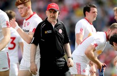 Mickey Harte set to stay on as Tyrone manager until 2018 - reports