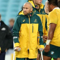 Matt Giteau admits he may have played his last game for Australia