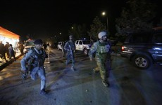 """""""We are stuck inside and very afraid"""": Militants attack American University in Afghanistan"""