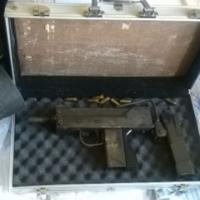 Man to face court after submachine gun found in Castleknock