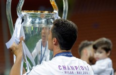 Here's the line-up and seedings for today's Champions League draw