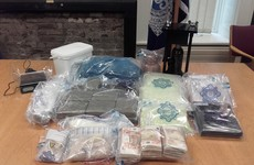 Gardaí have seized up to €2 million worth of drugs in the past week