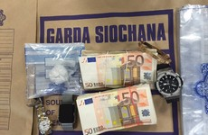 Audi, jewellery and watch worth €15,000 among items seized in south Dublin house raids