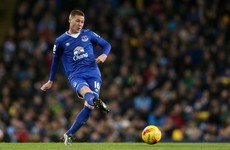 Could an unsettled James McCarthy be heading home to Glasgow?