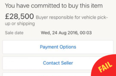 This guy's ridiculous purchase in Ibiza is why you should never go on eBay drunk