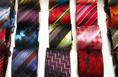 Budget Day neckties... just what do they mean?