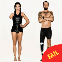 Vogue is in hot water after using able-bodied actors for a 'Paralympics' photoshoot