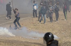Bolivian minister beaten to death by striking miners