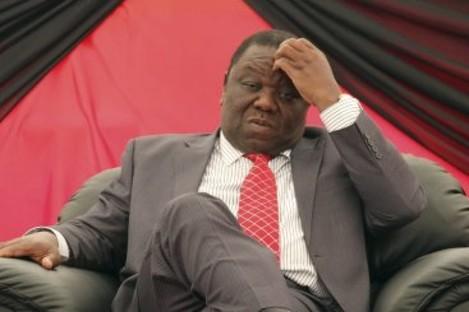Zimbabwe's Prime Minster and Movement for Democratic Change (MDC) President, Morgan Tsvangirai