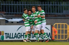 Finn Harps' goal famine stretches to 471 minutes with defeat to Shamrock Rovers