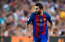 Barcelona star Arda Turan axed from Turkey's squad