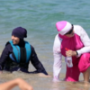 French resorts defiant and say they will 'continue to fine' women wearing burkinis