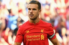 Klopp has 'no doubt' over Jordan Henderson's Liverpool future amid exit talk