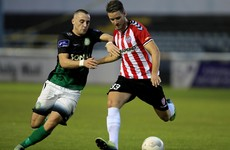 Ireland U21 international Dylan Connolly stars as Bray hold Derry in pulsating draw