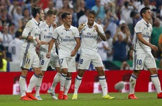 Kroos winner rescues Real Madrid, Atletico slump continues