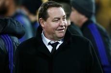 Hansen denies ref meeting ahead of Wallabies clash