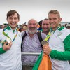 O'Donovan brothers receive heroes' welcome home after Olympics triumph