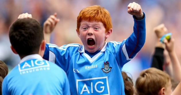 Glory for Dubs, heartbreak for Kerry - 19 of the best pics from Sunday's Croker cracker