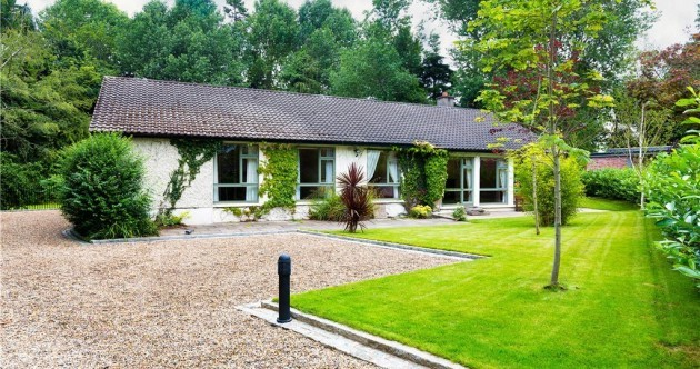 Golf-lovers rejoice - this gorgeous bungalow is just off Golf Lane, Foxrock