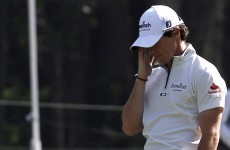 McIlroy slips back as Harrington's odds of going to Dubai fade