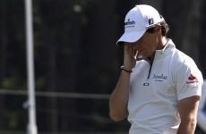 McIlroy slips back as Harrington's odds of going to Dubai fade