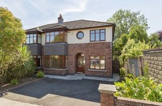 This modern family home in Rathfarnham has just come on the market