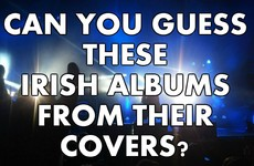 Can You Guess These Irish Albums From Their Covers?
