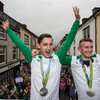 WATCH: 'It's just a standard Monday night in Skibbereen' - the O'Donovans are welcomed home