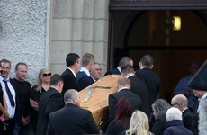 Dublin man killed in case of mistaken identity is laid to rest
