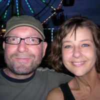 Couple who battled cancer at the same time in different continents 'glad everyday they get up'