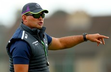Pat Lam short on numbers ahead of reigning champions' Pro12 opener