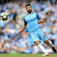 Violent conduct charge puts Aguero in doubt for Manchester derby