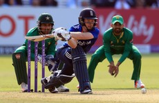 Eoin Morgan finishes not out, Hales on 171 as England set new ODI record