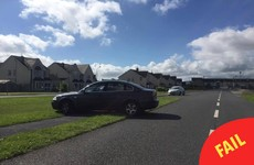 There's a Facebook page dedicated to the awful parking in this seaside Sligo town